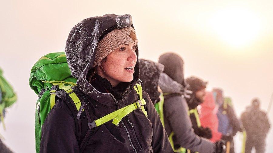 Mandy Moore, Mount Kilimanjaro Trip