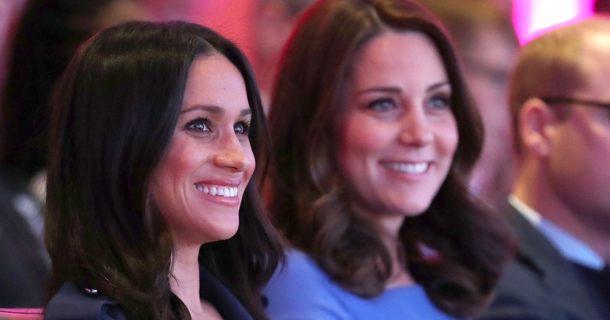 Meghan Markle And Duchess Kate Have A Wonderful Friendship