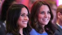Kate Middleton meghan markle friendship duties