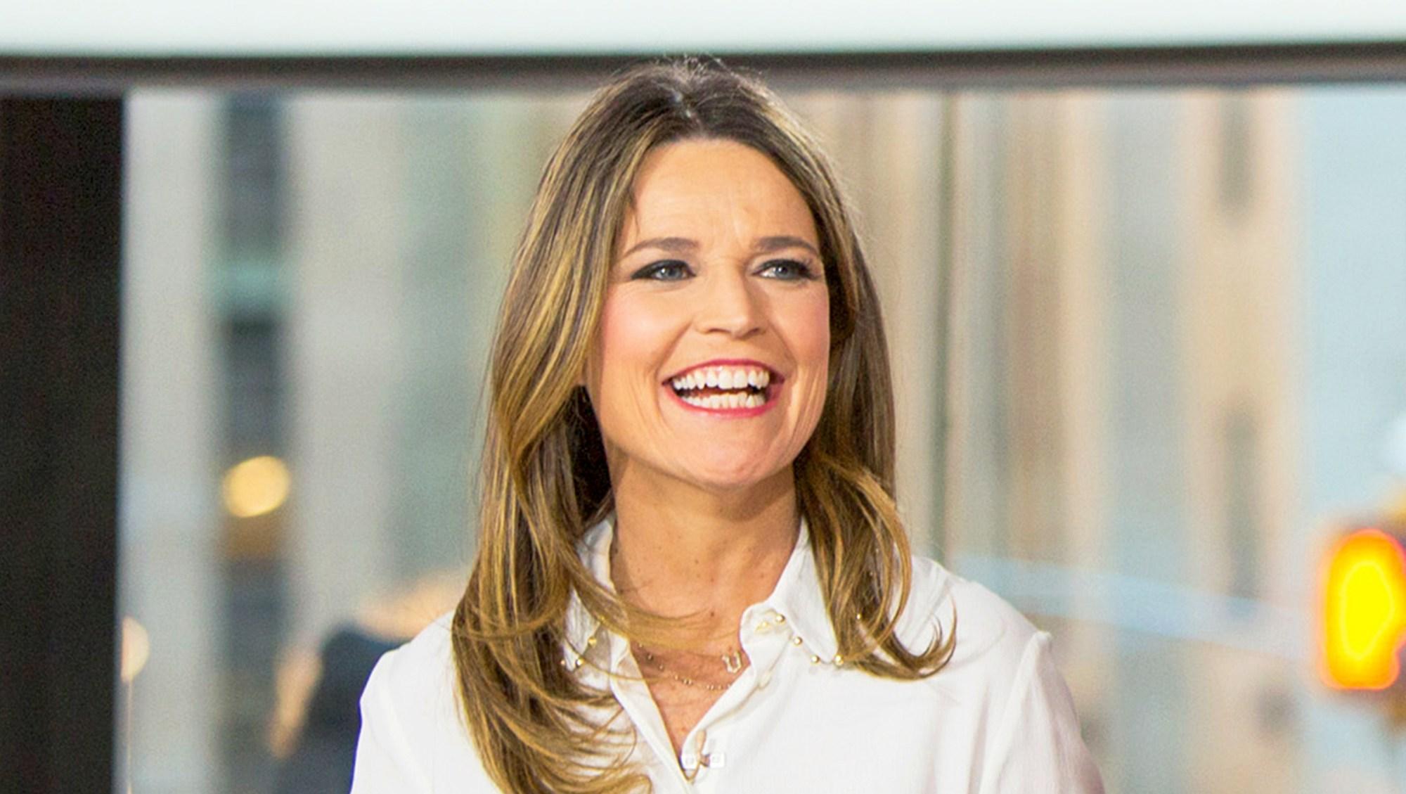 Savannah Guthrie on 'Today' show