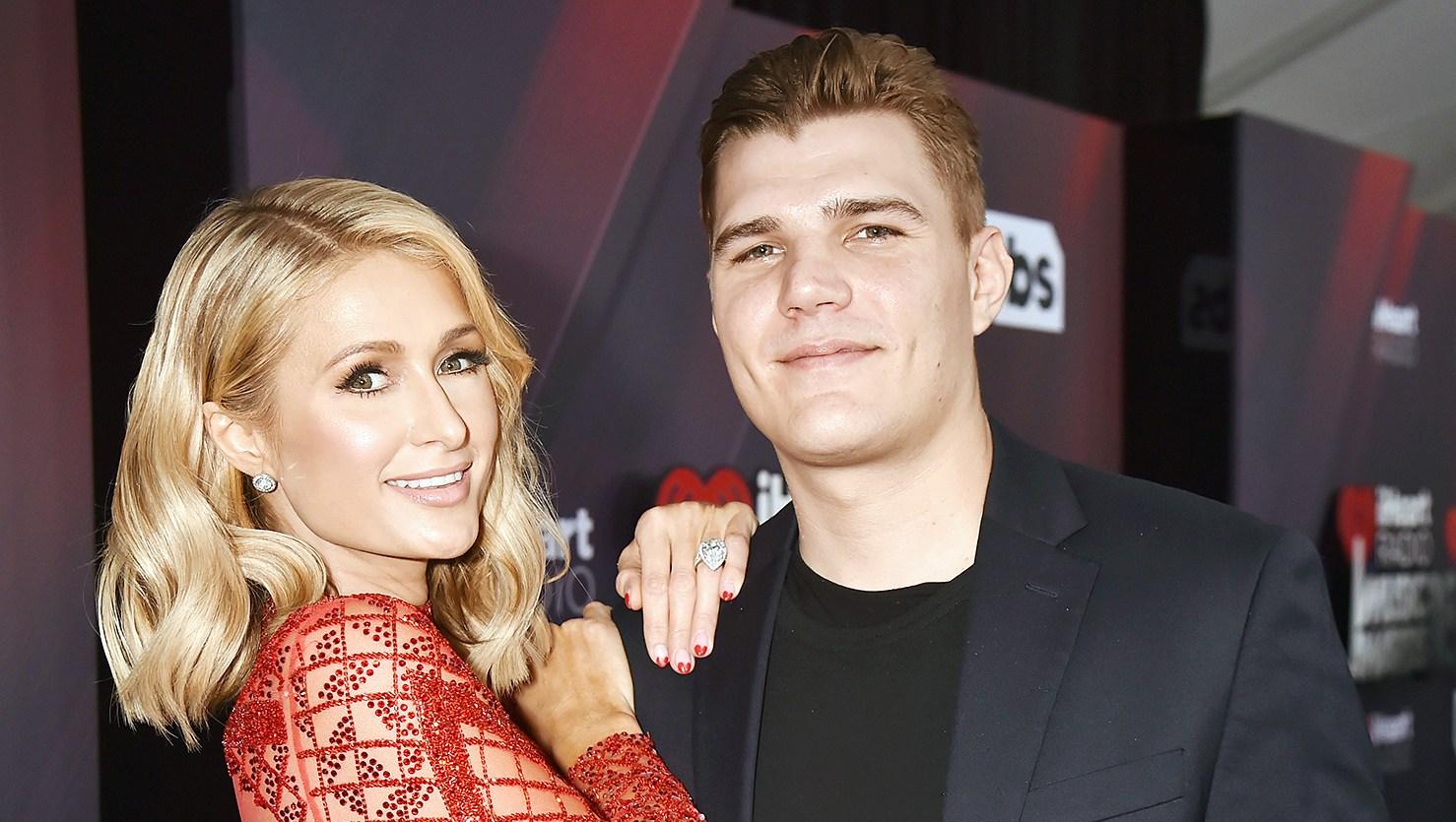 Paris Hilton Lost Engagement Ring While Dancing at Miami Nightclub