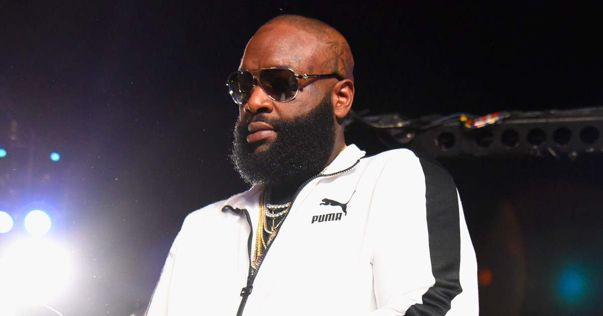 d670d5b56470 Rick Ross Hooked Up to Life Support  Report