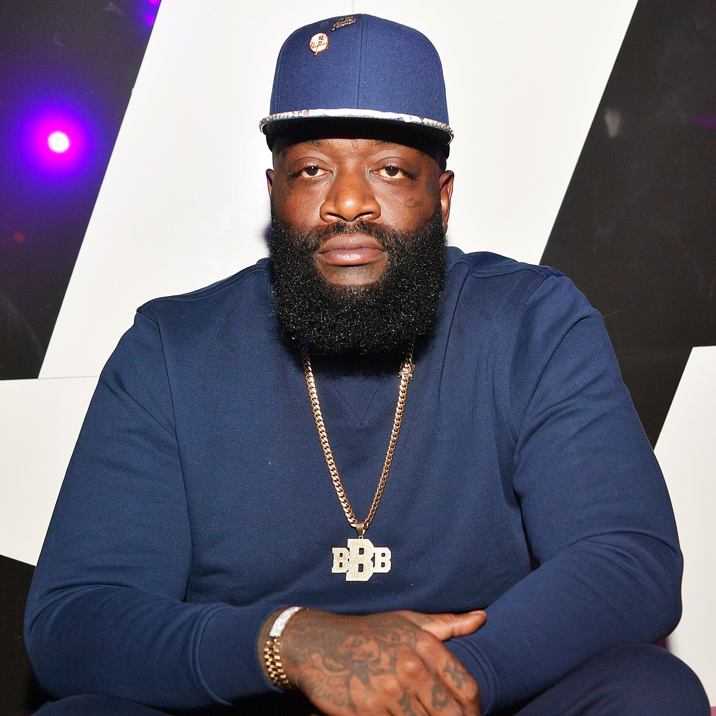 Rick Ross Updates Fans With Photo After Hospitalization