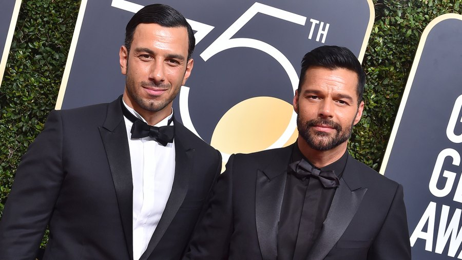 Jwan Yosef and Ricky Martin married life