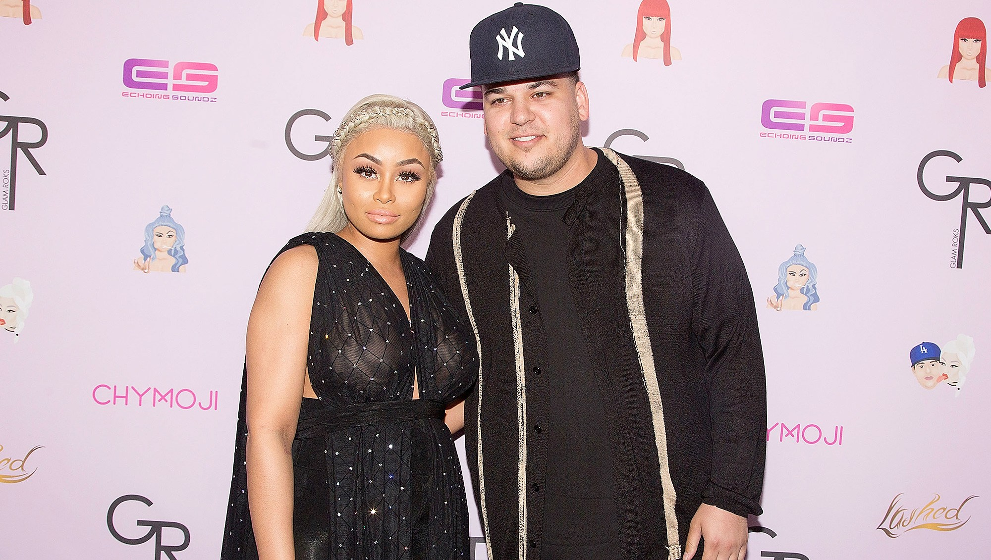 Rob Kardashian, Birthday, Blac Chyna, Dream