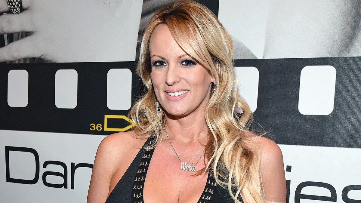 Stormy Daniels On 60 Minutes Revelations About Donald Trump Affair