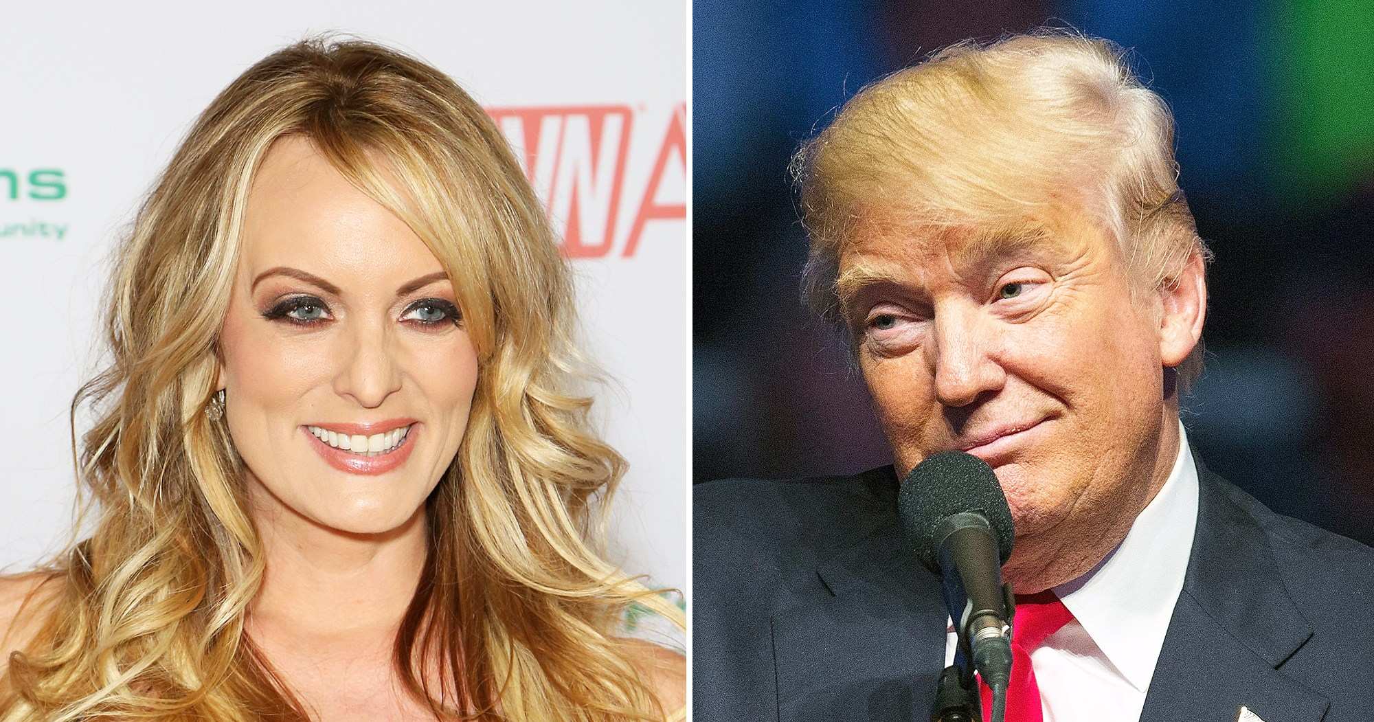 Porn Star Stormy Daniels Made a Fundraising Page for Her Lawsuit Against President Donald Trump