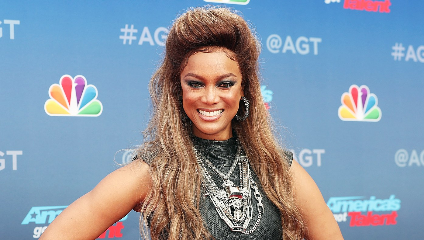 Tyra Banks Doesn't Want Son to Be a Model