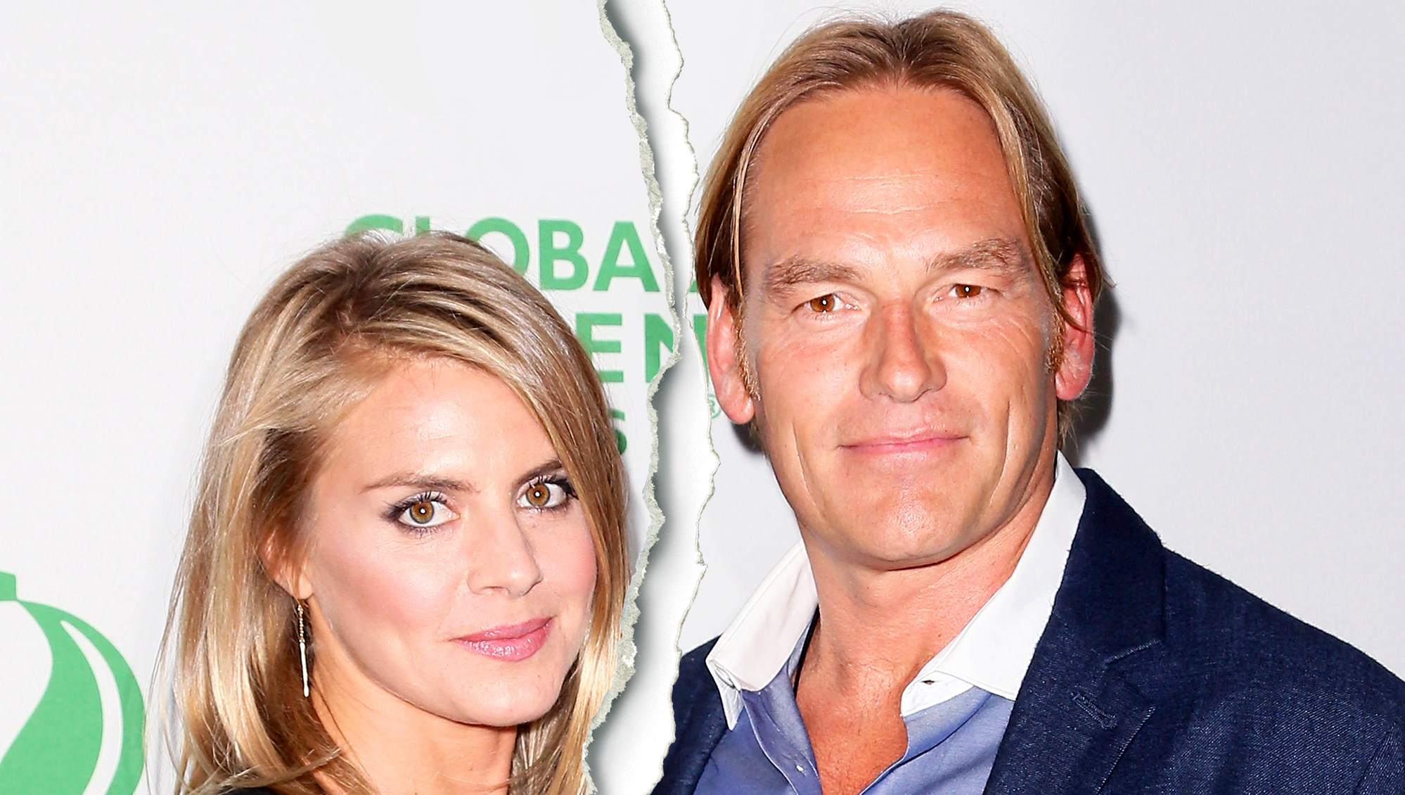 Eliza Coupe and Darin Olien attend Global Green USA's 11th Annual Pre-Oscar Party at Avalon in Hollywood, California.