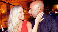 "Kendra Wilkinson and Hank Baskett celebrate the 2017 premiere celebration for WE tv's ""Kendra on Top"" in Las Vegas, Nevada."