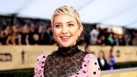 Kate Hudson attends the 24th Annual Screen Actors Guild Awards at The Shrine Auditorium on January 21, 2018 in Los Angeles, California.
