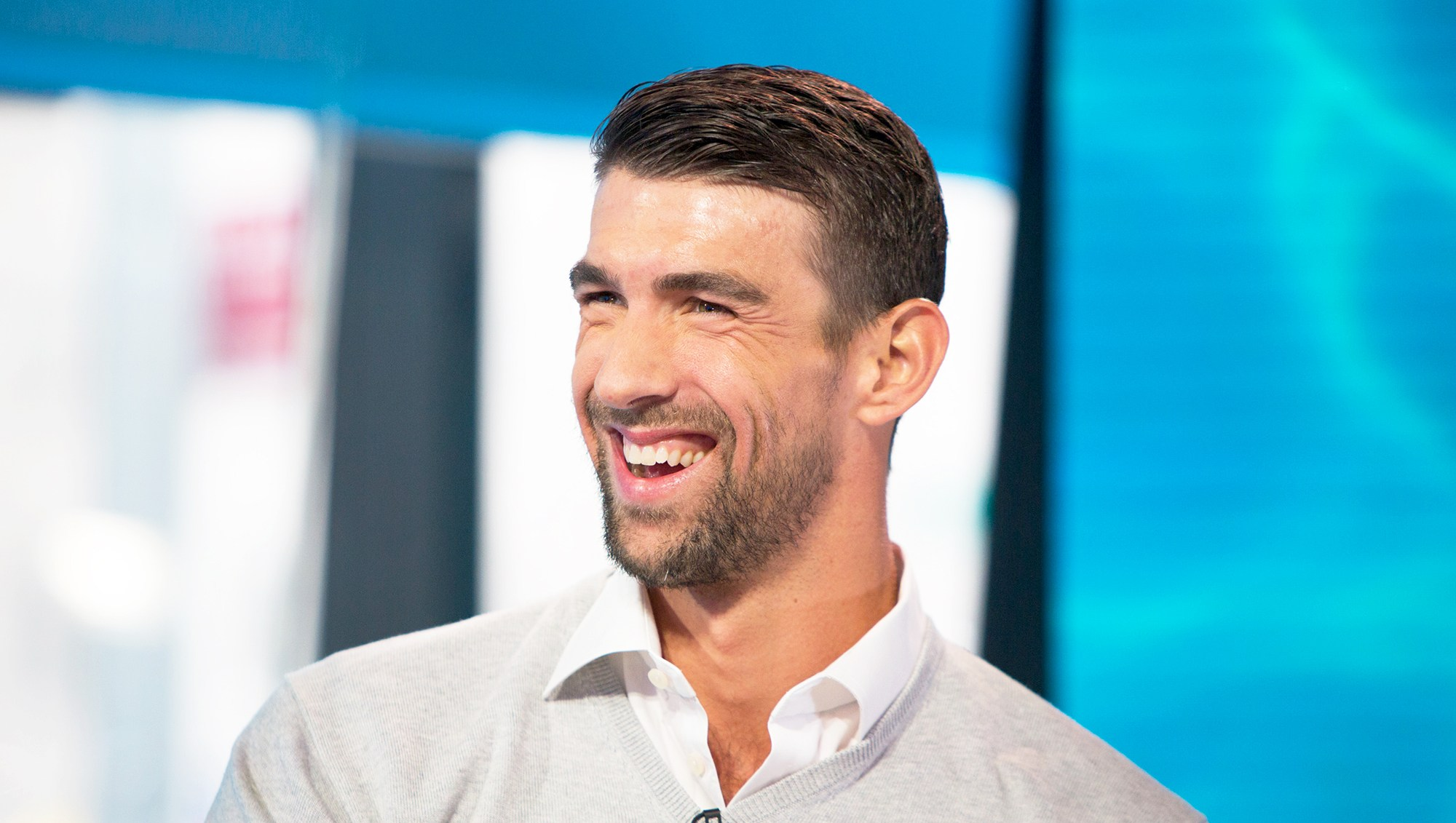 Michael Phelps on 'Today' show