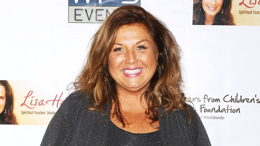 Abby Lee Miller Emergency Spinal Surgery