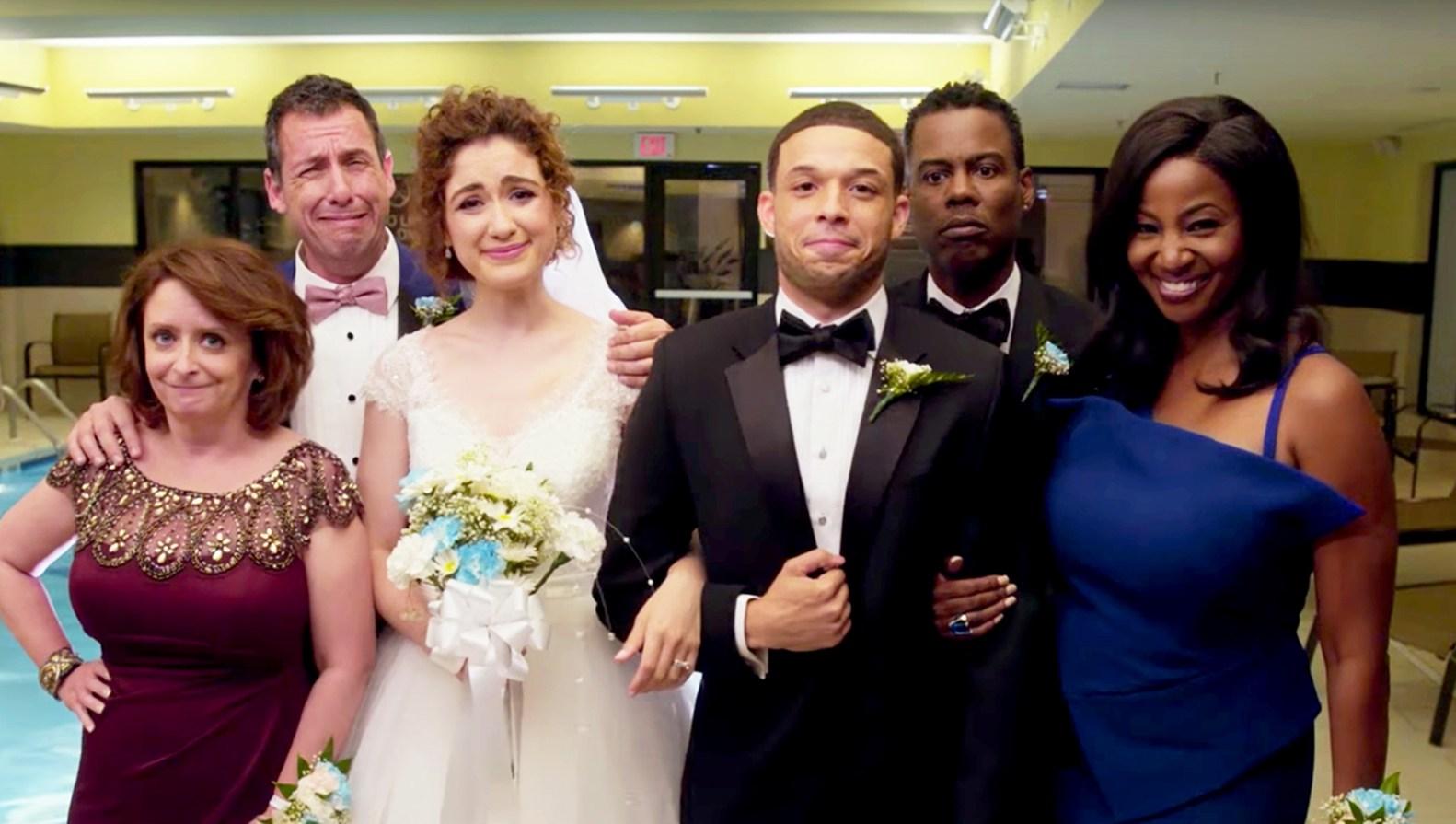 Adam Sandler and Chris Rock's Netflix Film 'The Week Of'