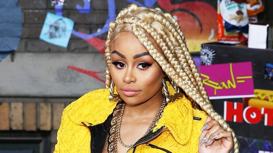 Blac Chyna Appears to Address Alleged Six Flags Altercation