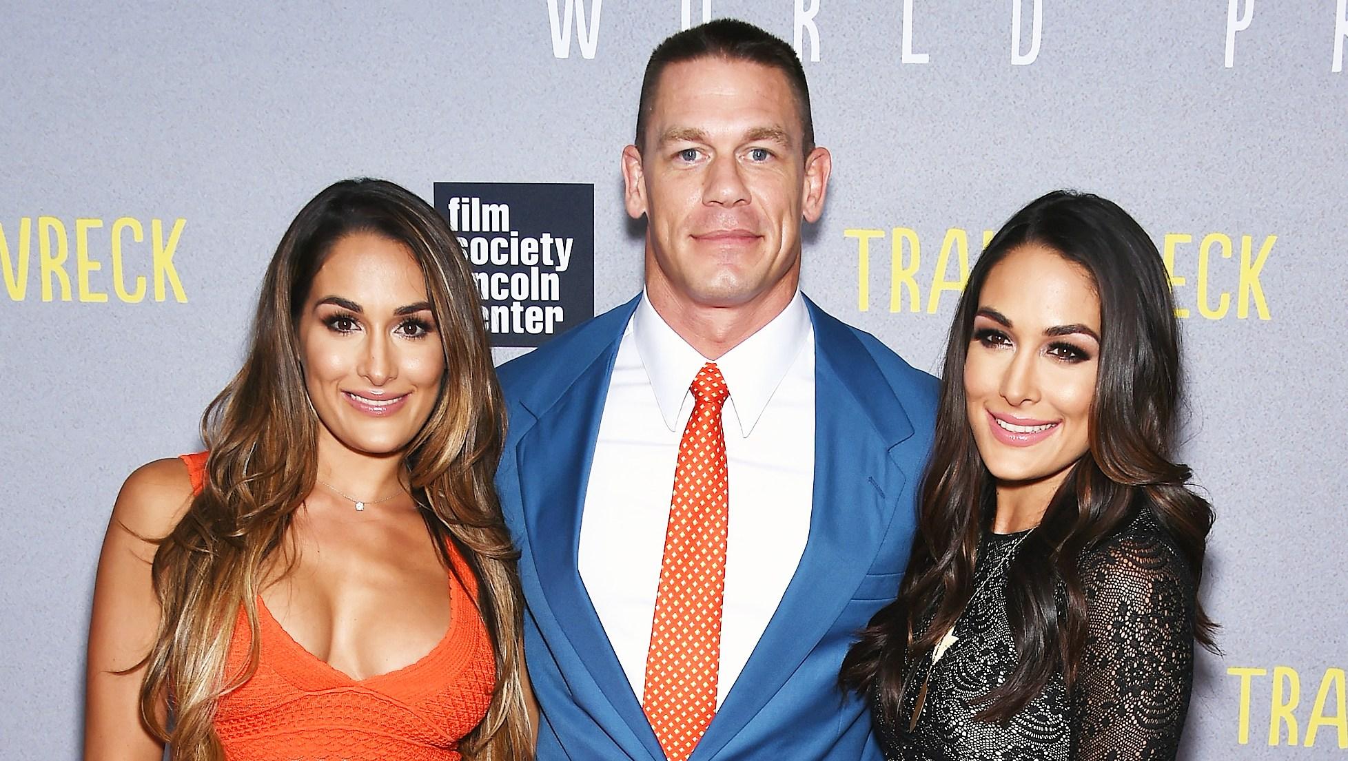 Brie Bella Breaks Silence on Nikki Bella John Cena Split