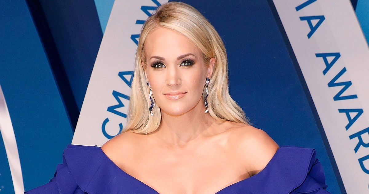 carrie underwood Carrie underwood is gradually returning to the spotlight nearly five months after suffering a fall at her home in nashville, tennessee, that required her to undergo surgery for a broken wrist and get 40 to 50.