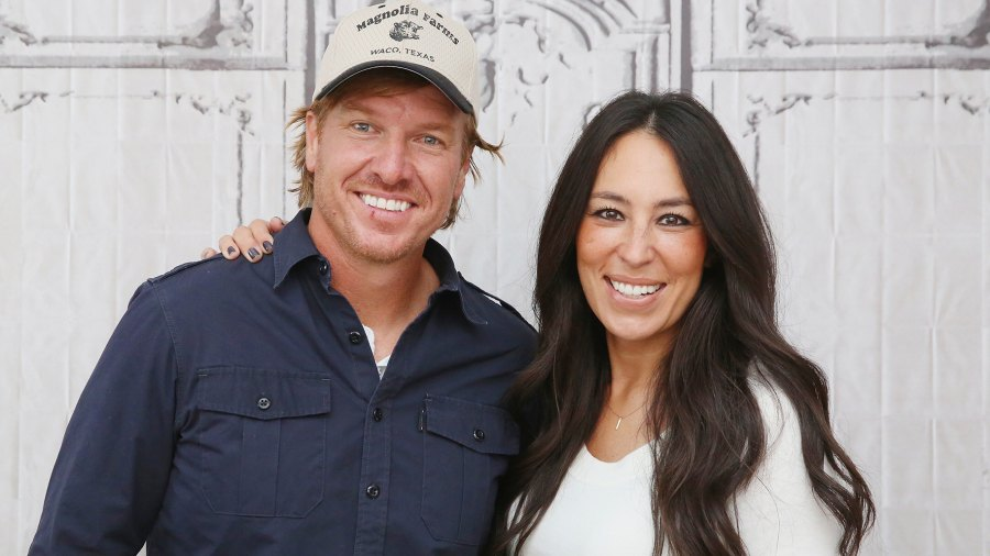 Chip Gaines and Joanna Gaines last episode