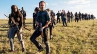 Michonne Rick Grimes The Walking Dead