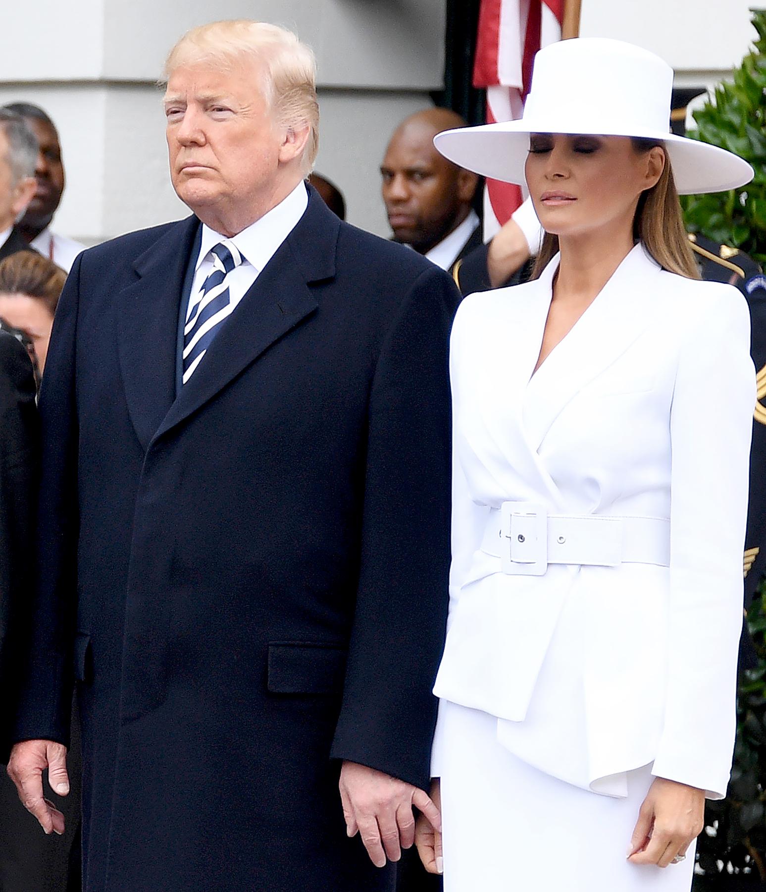 Video. 5 Times Melania Trump ...