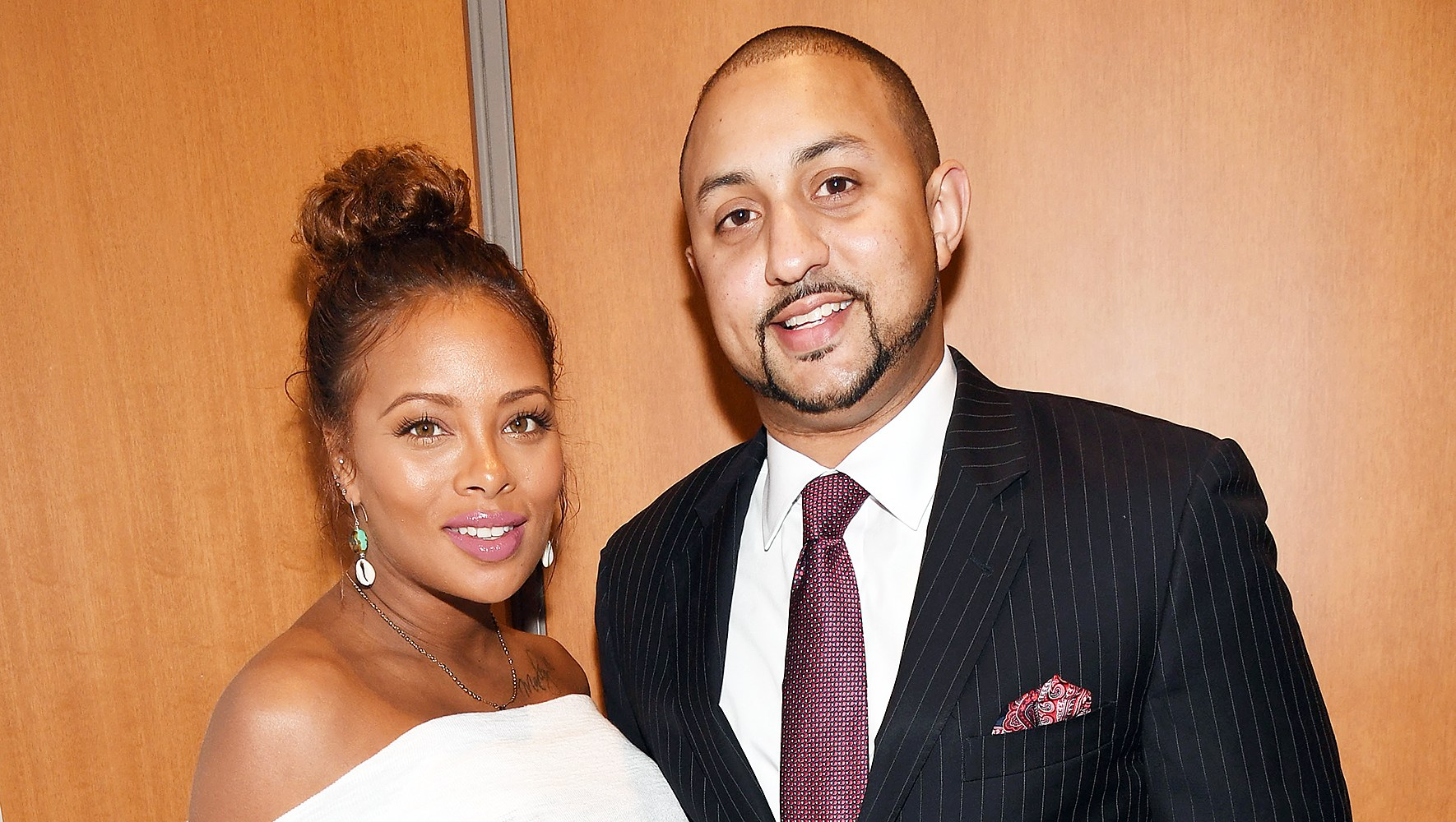 Eva Marcille Welcomes First Child With Fiance Michael Sterling