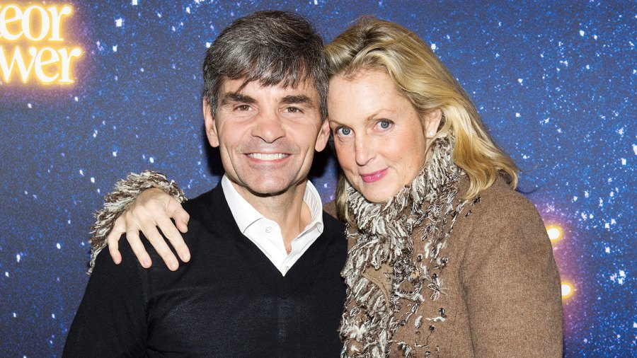 George Stephanopoulos Ali Wentworth Sex Life