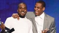 Jay-Z, Kanye West, Brother, Feud, David Letterman