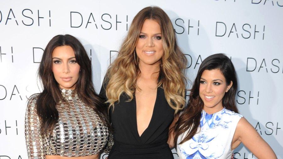 im Kardashian, Khloe Kardashian and Kourtney Kardashian
