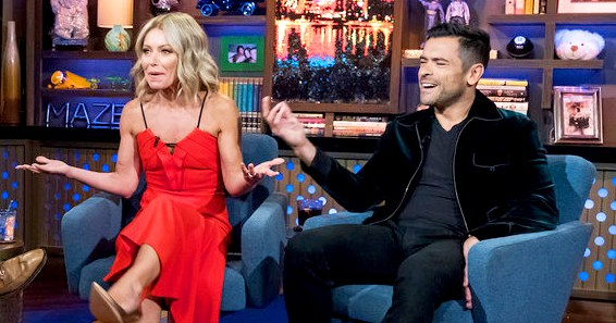 Kelly Ripa Responds to Trolls Who Shamed Her for Wearing a Bikini at Age 47: 'I Wasn't in Synagogue'
