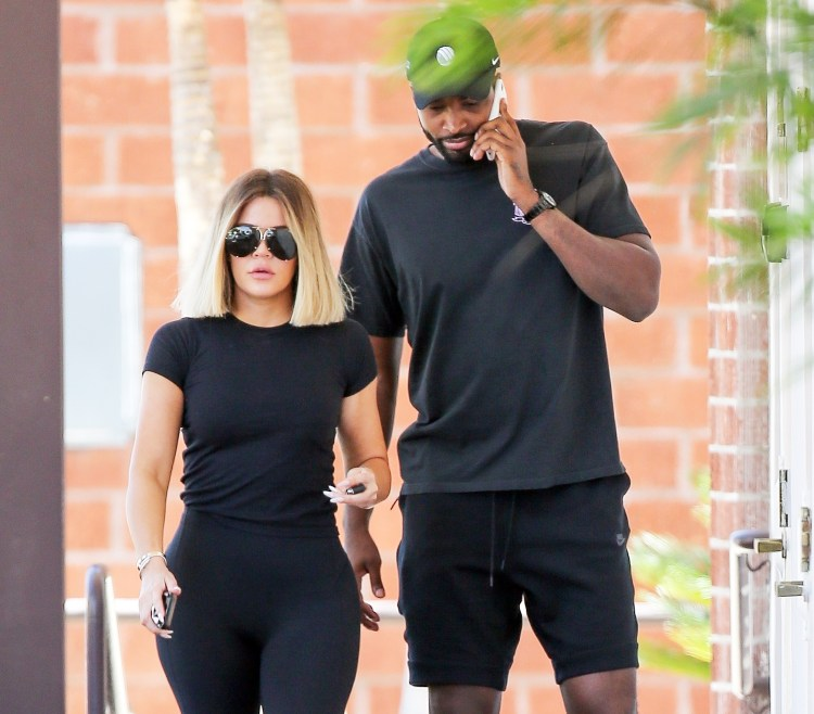 Tristan Thompson Returns to Ohio Amid Khloe Kardashian ...