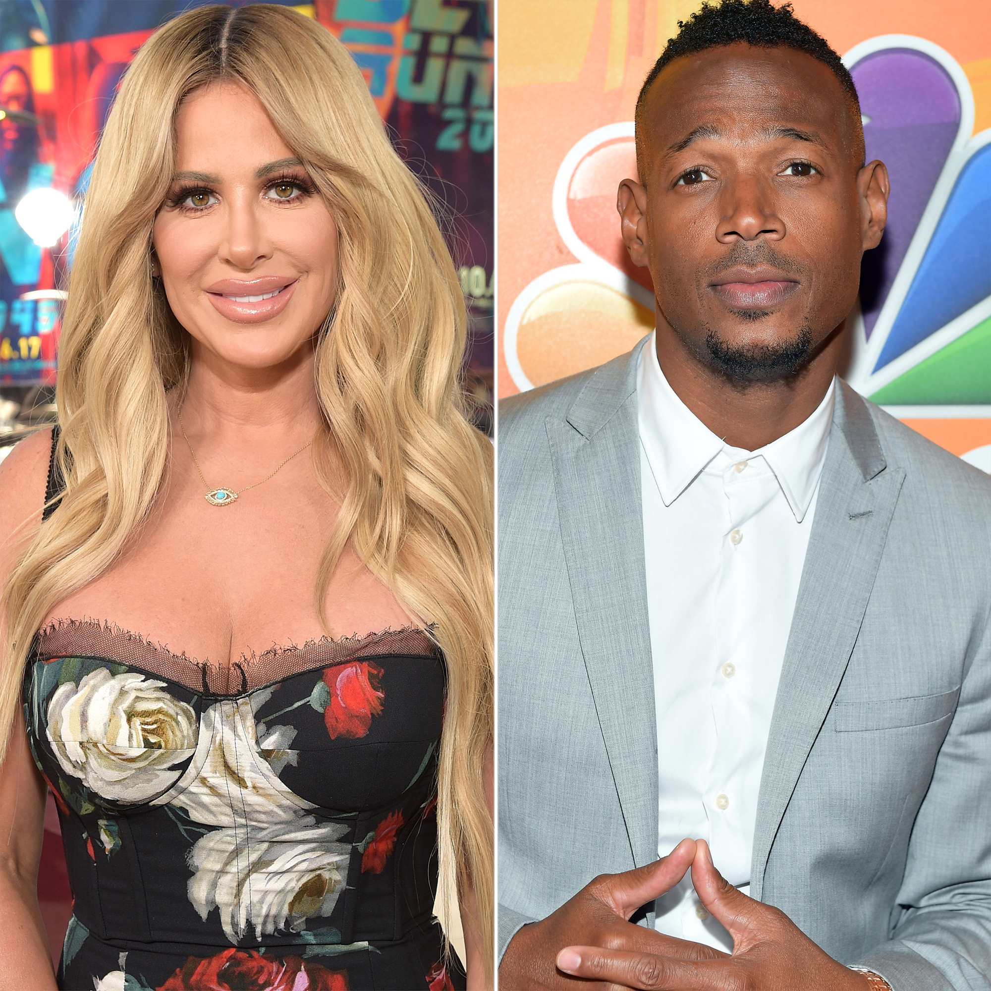 Kim Zolciak hits back at Marlon Wayans over 'White Chicks' shade