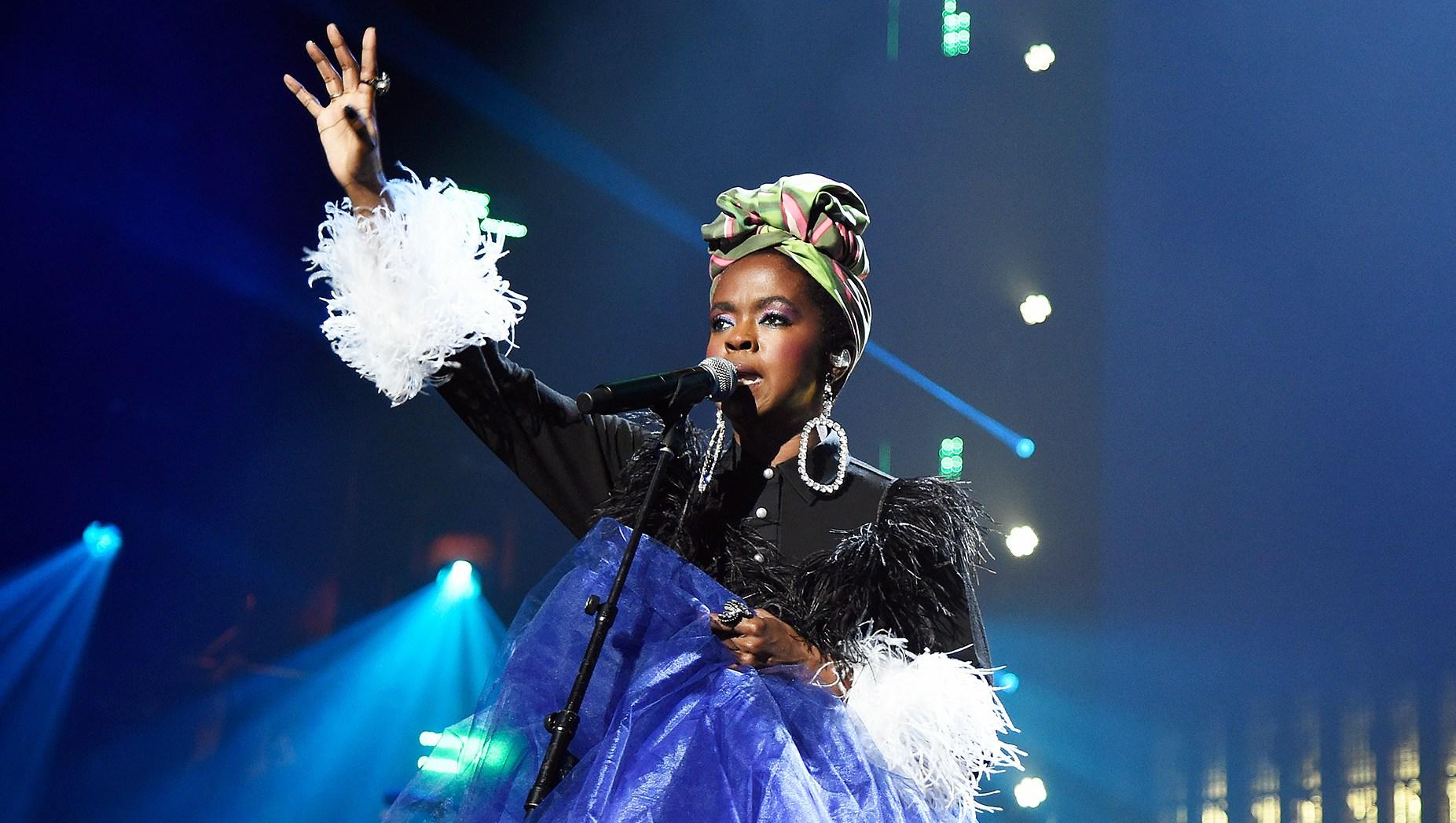 Lauryn Hill Announces World Tour Miseducation
