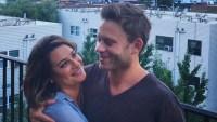 Lea Michele, Zandy Reich, Engaged, Glee