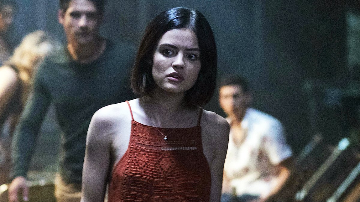 Truth Or Dare Review Lucy Hale S Horror Flick Is Not Worth Playing