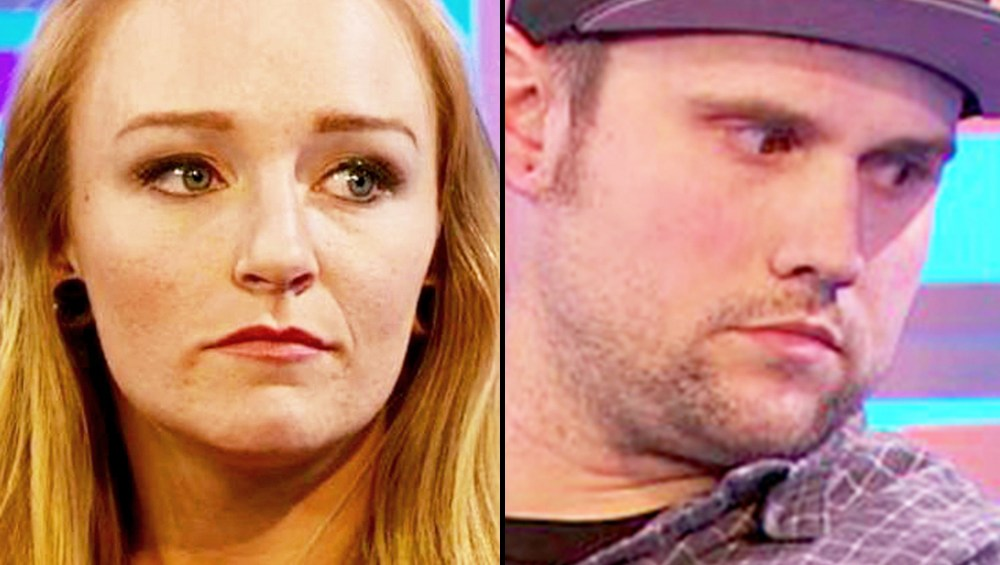 'Teen Mom OG' stars Maci Bookout and Ryan Edwards