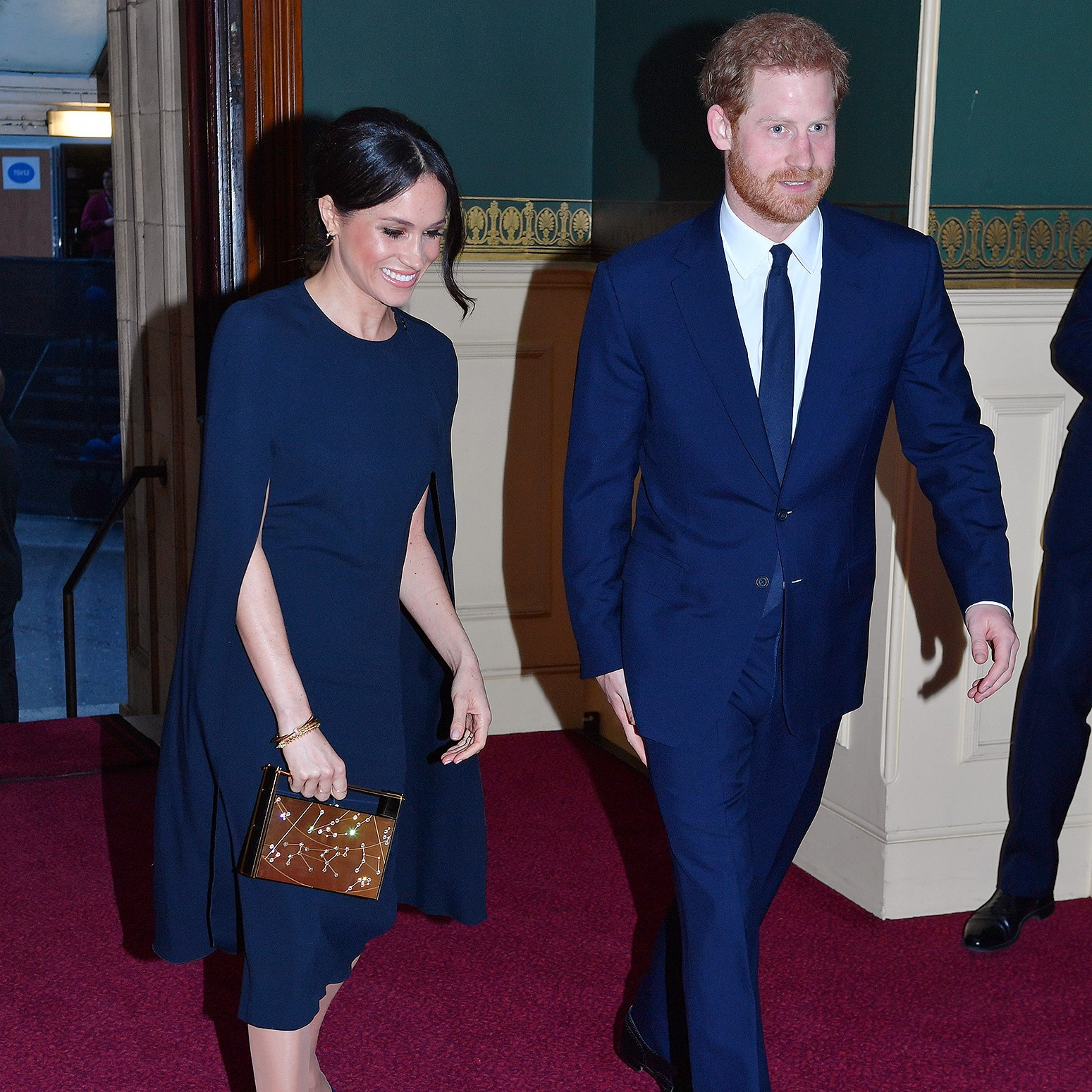 Meghan Markle, Prince Harry, Queen Elizabeth II, Birthday, Royal Albert Hall, Concert, Celebration