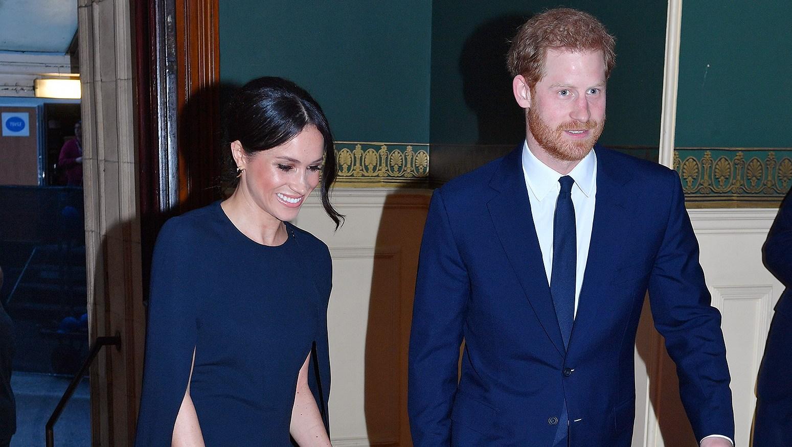 Meghan Markle, Prince Harry, Queen Elizabeth II, Birthday, Royal Albert Hall, Concert, Celebration