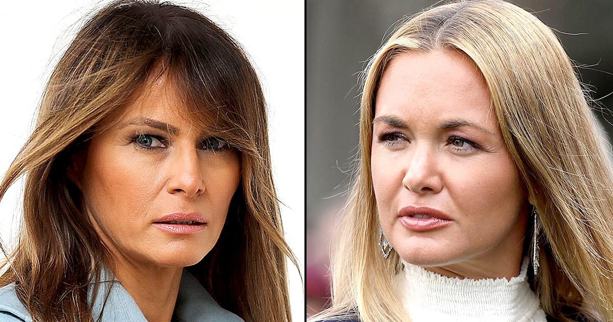 Melania Trump advarede Vanessa Trump over Trump Men-1423
