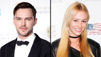 Nicholas Hoult Bryana Holly First Child