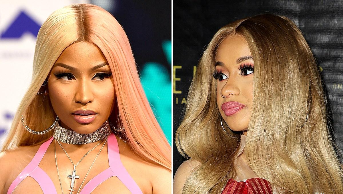 Nicki-Minaj-and-Cardi-B