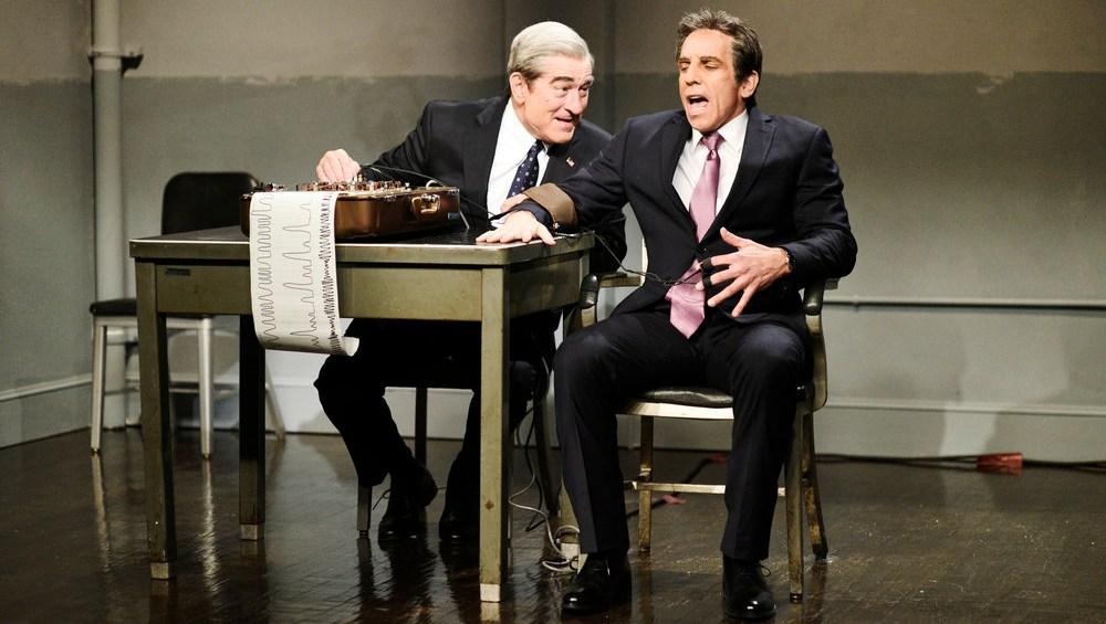 Robert De Niro and Ben Stiller