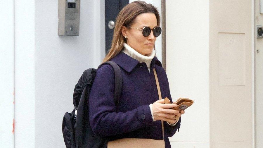 Pippa Middleton, Pregnant