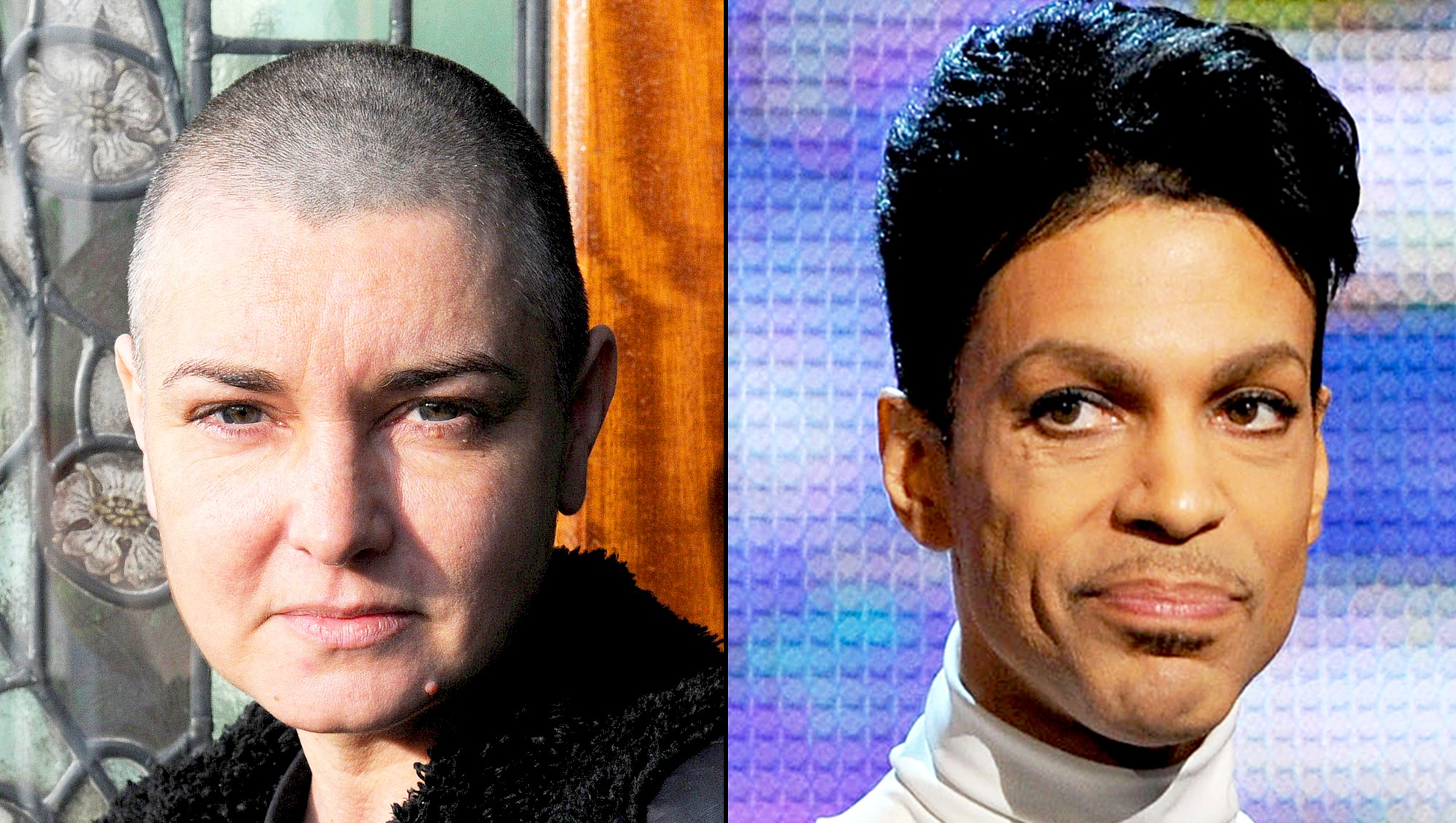 Sinead O'Connor and Prince
