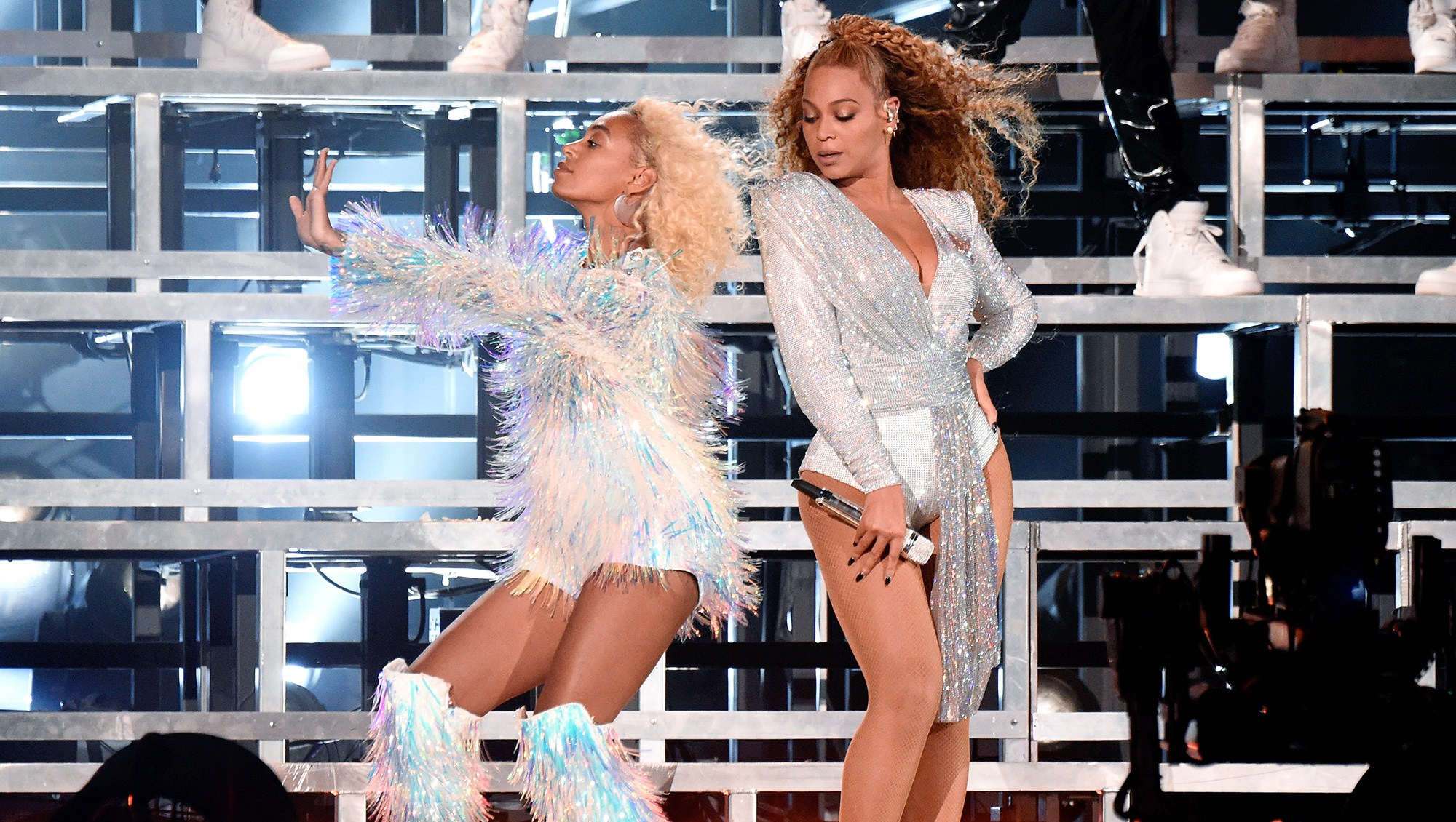 Solange Knowles, Beyonce, Coachella, Performance, Fall