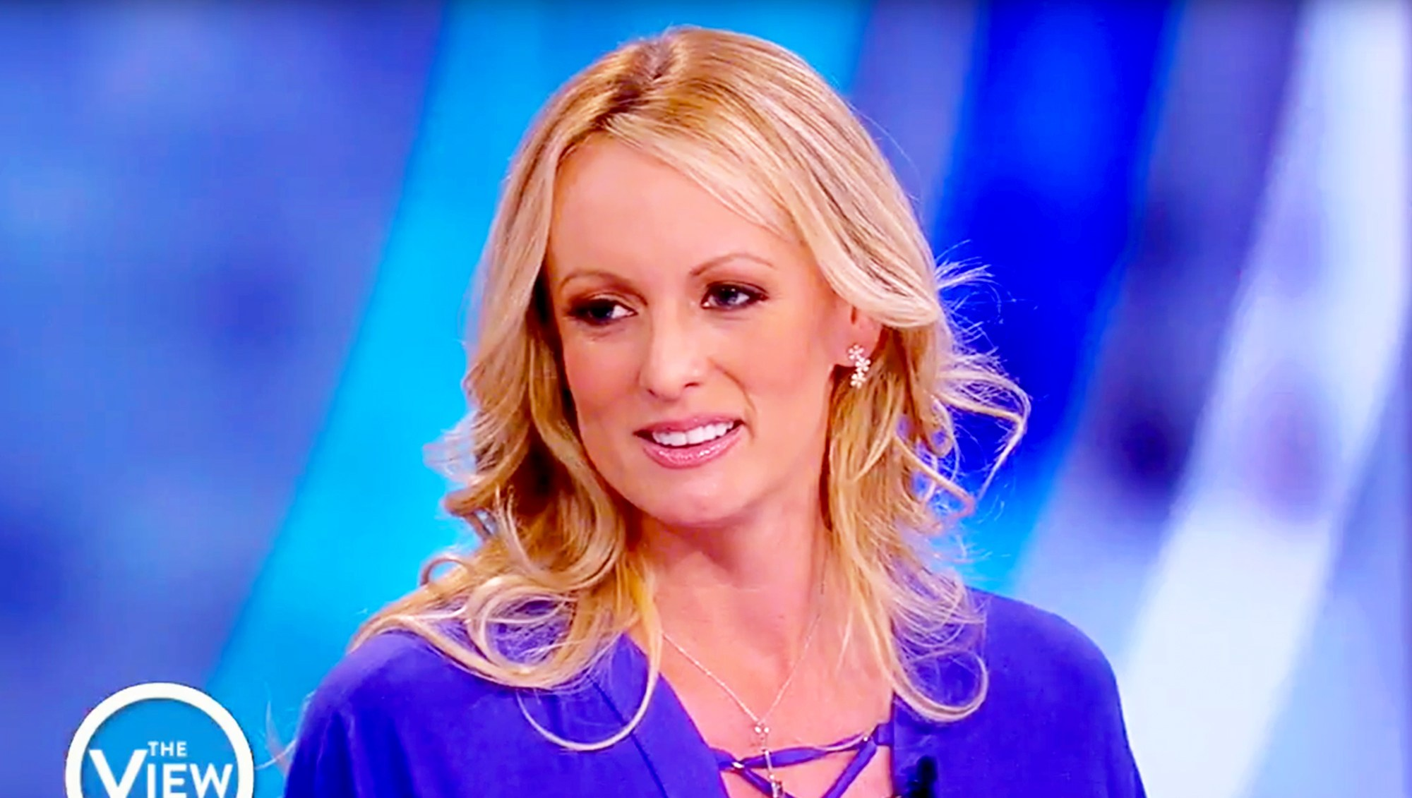Stormy Daniels on 'The View'