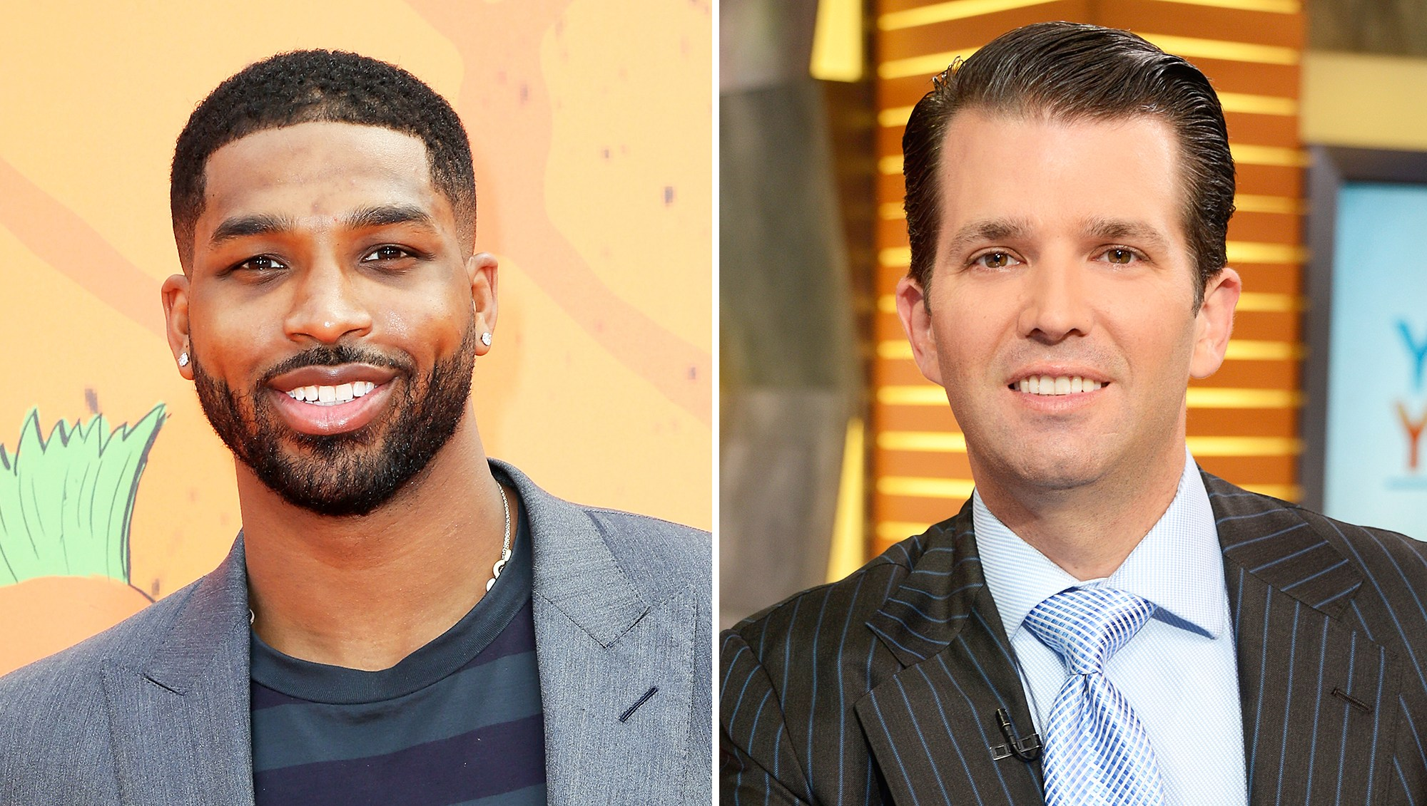 Tristan Thompson Donald Trump Jr Cheating Scandals