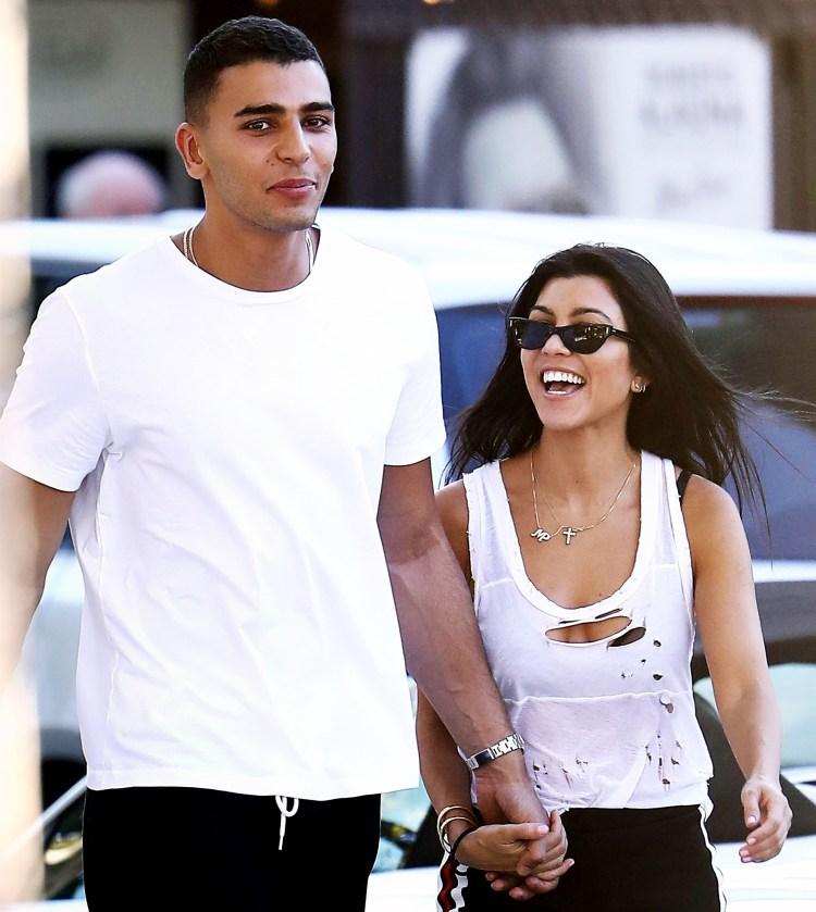 Kourtney Kardashian's BF Younes Bendjima Slams Cheating Rumors