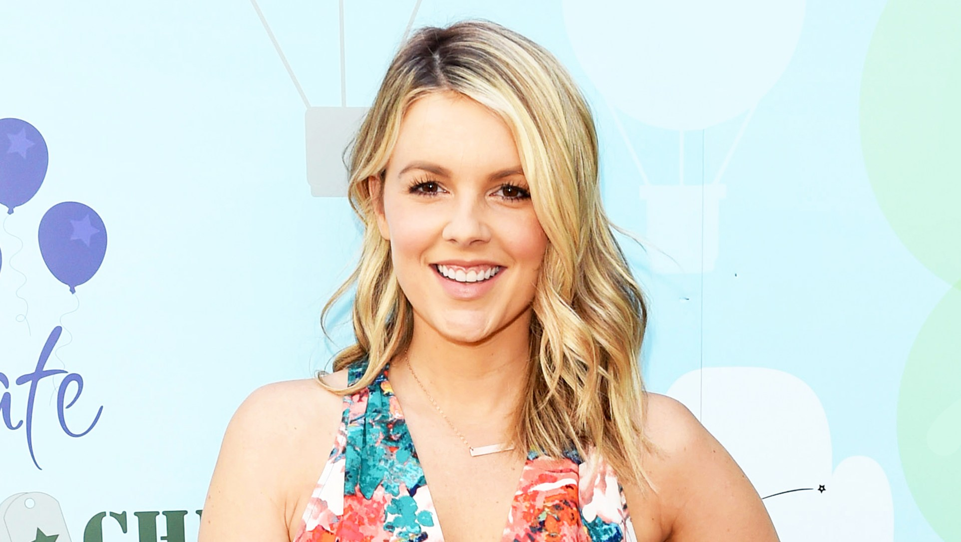 Ali Fedotowsky attends the Step2 & Favoredby Present The 5th Annual Red Carpet Safety Awareness Event at Sony Pictures Studios in Culver City, California.