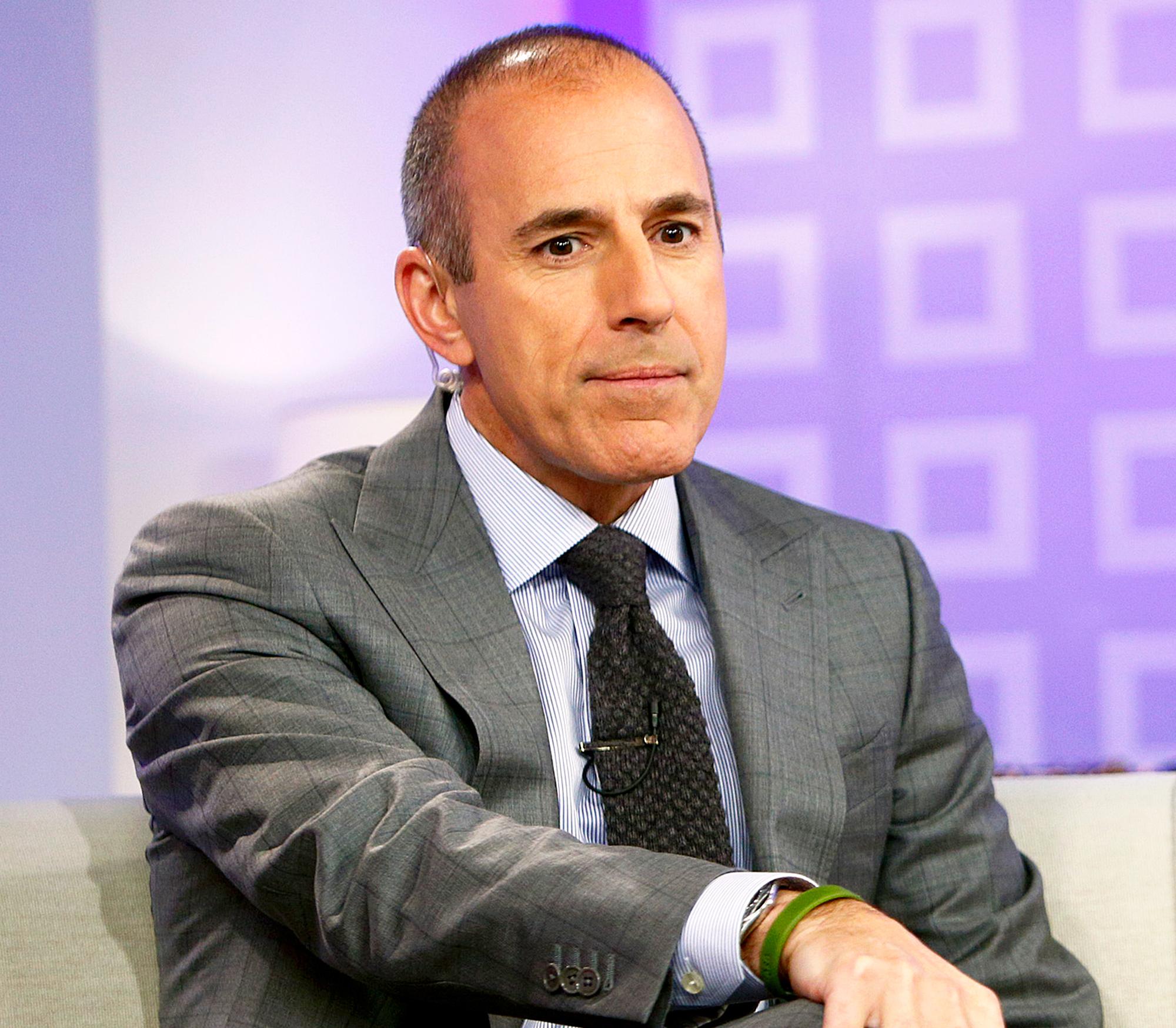 Leadership did not know about Matt Lauer behavior — NBC internal report