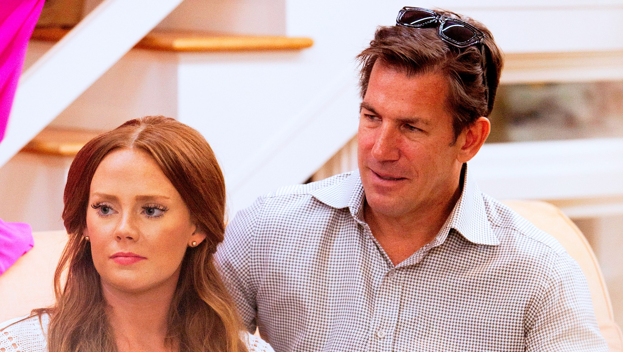 Kathryn Dennis and Thomas Ravenel on 'Southern Charm'